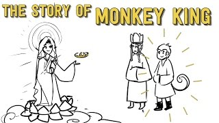 How The Monkey King Came To Be - Journey To The West width=