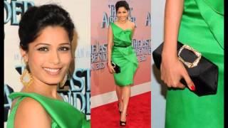 getlinkyoutube.com-Cómo combinar vestido verde