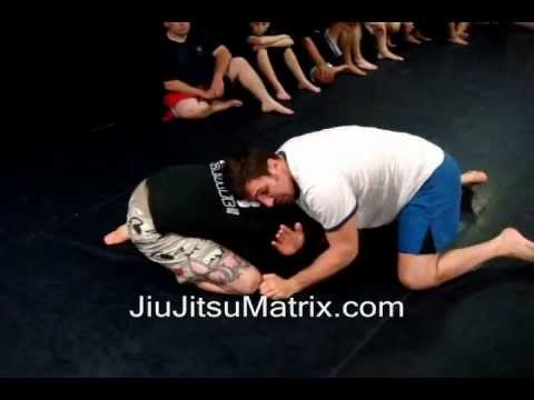 Ufc Style, No Gi, Gracie Brazilian Jiu Jitsu Matrix Moves Anacanda Choke,Brabo Choke,Arm Bar