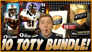 getlinkyoutube.com-NEW FB BOLDIN AND COLEMAN!! | TOTY OFFENSIVE BUNDLE OPENING! | MUT 17 PACK OPENING