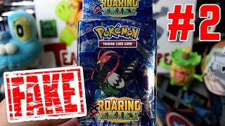 getlinkyoutube.com-Opening FAKE Pokemon Cards! - Fake Friday #2