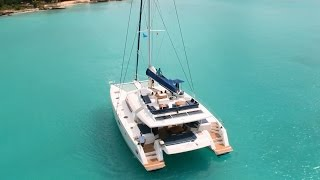 getlinkyoutube.com-VICTORIA 67 - Fountaine Pajot Sailing Catamarans