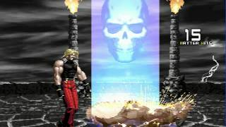 getlinkyoutube.com-rugal vs orochi