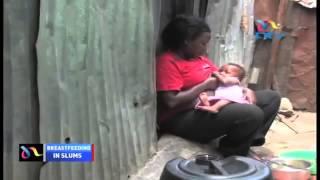getlinkyoutube.com-NTV Health Assignment - Breastfeeding in slums