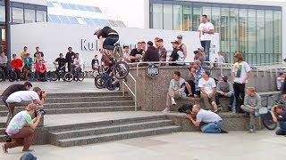 getlinkyoutube.com-Huge BMX Street Series Jam in Berlin Germany