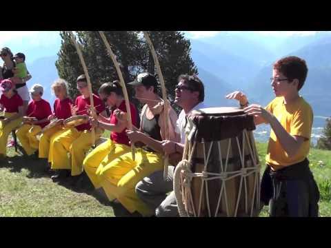 Capoeir'Alpes Camps 2013