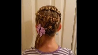 getlinkyoutube.com-snake braid 3 combo / Bonita Hair Do