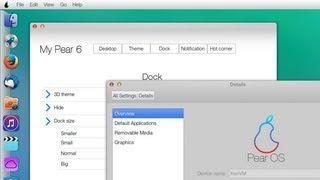 getlinkyoutube.com-Pear OS - iOS and OS X Meets Linux