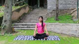 getlinkyoutube.com-3 Yogic Breathing Techniques (Pranayam) For Weight Loss