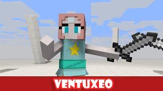 getlinkyoutube.com-Pearl´s defeat│La derrota de Perla│Steven Universe│Minecraft animation