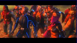 getlinkyoutube.com-Mortal Kombat Armageddon Intro HD