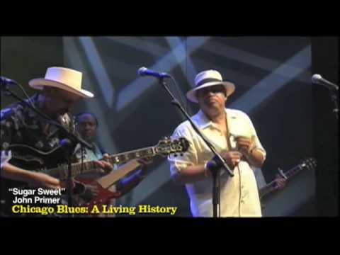 John Primer, Billy Branch - Sugar Sweet - Chicago Blues: A Living History