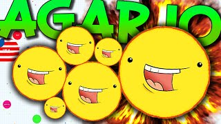 getlinkyoutube.com-WE SHALL RISE! - Agario Funny Moments! - (Agar.io Gameplay)