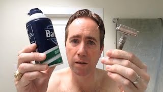getlinkyoutube.com-Shave Every Day with a Safety Razor