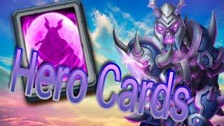 Opening 3 Legendary Hero Cards!