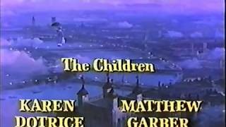 Opening & Closing To Mary Poppins 1988 VHS