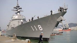 getlinkyoutube.com-新造護衛艦が舞鶴入港