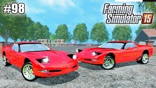 getlinkyoutube.com-Farming Simulator 15 моды: Corvette (98 серия)