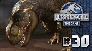 getlinkyoutube.com-Bow To The King! || Jurassic World - The Game - Ep 30 HD