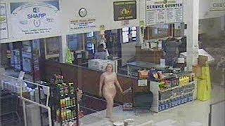 getlinkyoutube.com-Woman Shops Naked in New York!