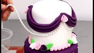 getlinkyoutube.com-How To Make a Disney PRINCESS SOFIA The First Cake by CakesStepbyStep