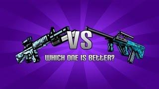 getlinkyoutube.com-Marksman M2 VS. Rambo's Rifle