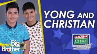 getlinkyoutube.com-Kapamilya Chat with Yong Muhajil and Christian Morones for PBB
