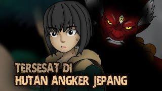 Teror Setan Jepang - Kartun Hantu, Animasi Horror | Rizky Riplay