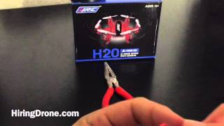 getlinkyoutube.com-JJRC H20 Battery Modification Hack