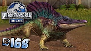 getlinkyoutube.com-Strongest Creature EVER!! || Jurassic World - The Game - Ep 168 HD
