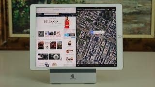 getlinkyoutube.com-Split Screen Multi-Tasking on the iPad Pro