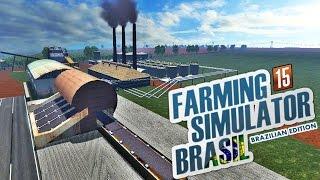 Farming Simulator 2015 Multiplayer - Usina de Etanol e Açúcar
