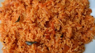 getlinkyoutube.com-Simple and Easy Tomato Rice /Thakkali Sadam - Variety Rice | Lunch Box Recipe (in Tamil