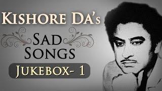 getlinkyoutube.com-Kishore Kumar Sad Songs Top 10 (HD)  - Jukebox 1 - Bollywood Evergreen Sad Song Collection