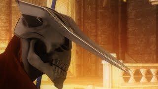 getlinkyoutube.com-Skyrim Mod of the Day - Episode 90: Ichigo's Vasto Lorde Transformation/Forsworn-Bandit Children/HD 4K Dwarven Shield