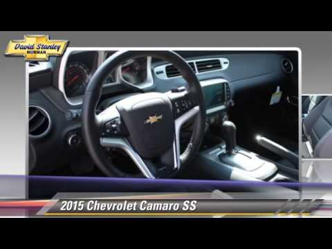 New 2015 Chevrolet Camaro SS - Norman