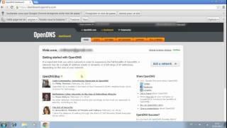 getlinkyoutube.com-Utiliser OpenDNS pour ameliorer votre navigation Internet