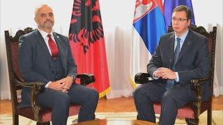 Incident u Beogradu – varnice između Vučića i Rame