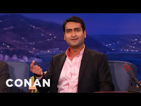 Kumail Nanjiani's Bidet Deflowering Was Amazing & Wonderful
