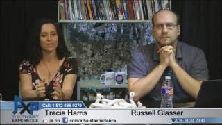 getlinkyoutube.com-Atheist Experience 20.43 with Russell Glasser and Tracie Harris