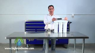 Big Brand Water Filter Alkaline Plus Water Treatment Cartridges