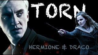 getlinkyoutube.com-TORN | Draco & Hermione