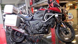 getlinkyoutube.com-HONDA CROSSTOURER 1200 ABS DCT 130 CV (VIDEO 4K)