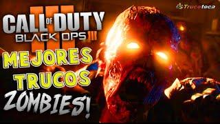 getlinkyoutube.com-Mejores Trucos y Consejos nuevos de COD Black Ops 3 Zombies Trampas, Tips, Cheats zombis sobrevivir