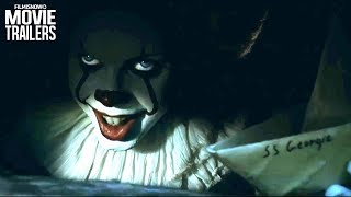IT | 3 New Clips for Stephen King Horror Movie