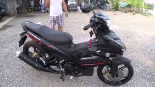 getlinkyoutube.com-Yamaha Sniper 150 MXi walk around