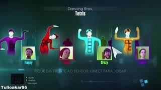 getlinkyoutube.com-Just Dance 2015   Tetris   5 Stars Gameplay!