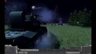 getlinkyoutube.com-MEN OF WAR (PC): The Battle of Montauk Point - December 16th 1944 (Alternate History)