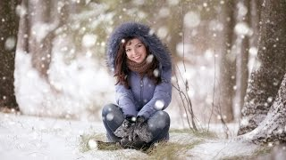 getlinkyoutube.com-How to Create Snow in Photoshop
