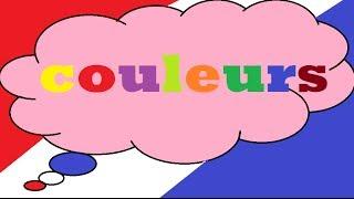 getlinkyoutube.com-culorile copii in franceza/culori franceza cu muzica si scris/colours in french